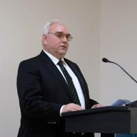 BVN-Vorsitzender Lange begrüßt die Gäste